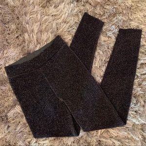ZARA Knit - Limited Edition - Sparkle Leggings